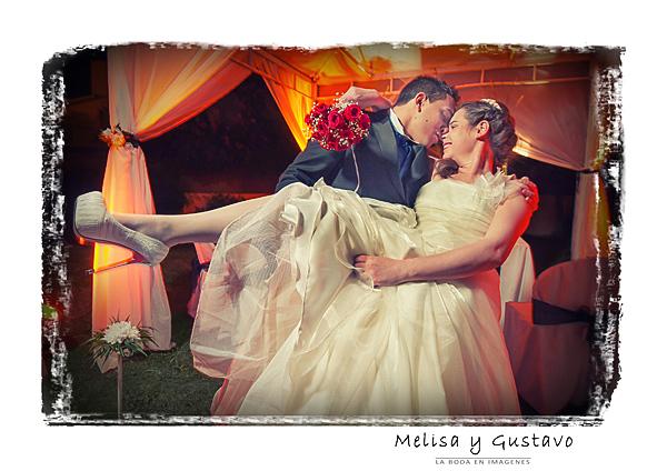 Melisa y Gustavo